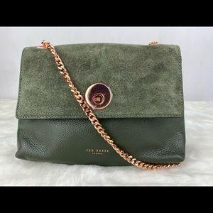 Ted Baker Leather Crossbody Bag
